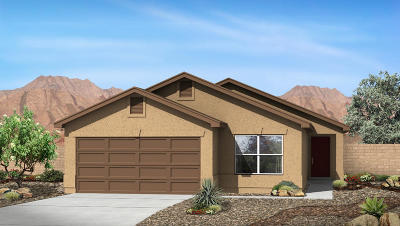 Albuquerque, Rio Rancho Single Family Home For Sale: 5844 Colfax Pl NE NE