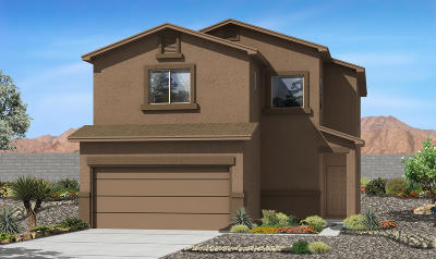 Albuquerque, Rio Rancho Single Family Home For Sale: 5913 Sandoval Drive NE