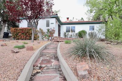 Albuquerque NM Single Family Home For Sale: $382,500