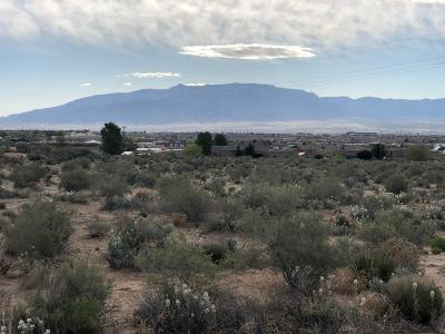 Rio Rancho Residential Lots & Land For Sale: 1216 Villa Road SE
