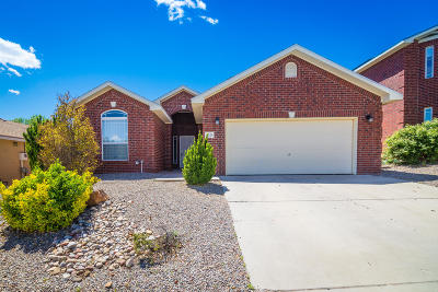 Albuquerque Single Family Home For Sale: 4324 Canada Place NW