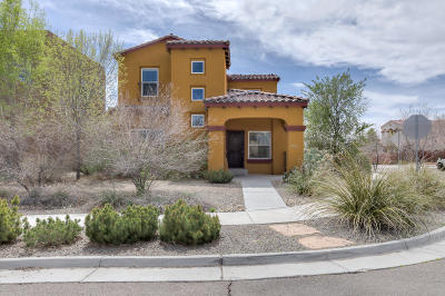 Albuquerque Single Family Home For Sale: 5731 Witkin Street SE