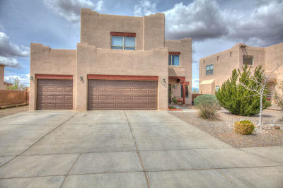 Rio Rancho Single Family Home For Sale: 3201 Cochiti Street NE