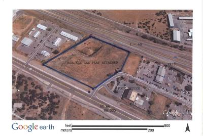 Santa Fe County Residential Lots & Land For Sale: Old Rt. 66 & Plaza Ct.