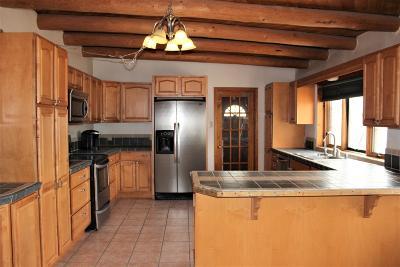Albuquerque Single Family Home For Sale: 1316 Gabaldon Road NW