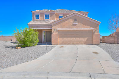 Albuquerque NM Single Family Home For Sale: $225,000