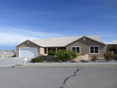 Albuquerque Single Family Home For Sale: 601 Via Posada
