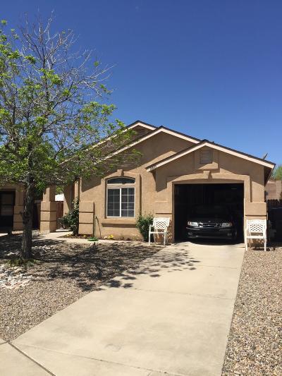 Albuquerque Single Family Home For Sale: 10603 Satellite Street NW