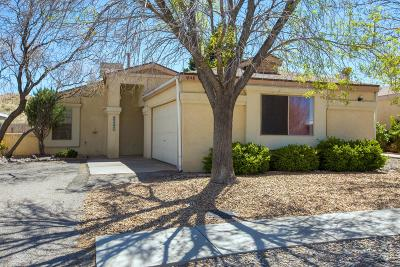 Rio Rancho Single Family Home For Sale: 1848 Lee Loop NE