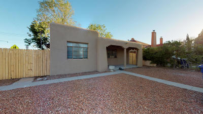 Albuquerque NM Multi Family Home For Sale: $259,000