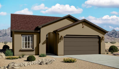 Rio Rancho Single Family Home For Sale: 6391 Red Falcon Drive NE