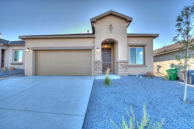 Rio Rancho Single Family Home For Sale: 6396 Red Falcon Drive NE
