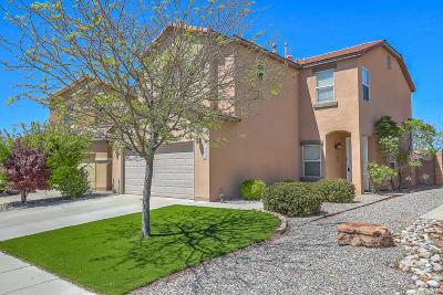 Albuquerque NM Single Family Home For Sale: $285,000
