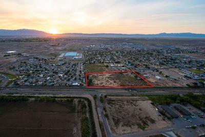 Albuquerque Residential Lots & Land For Sale: 301 Grape Circle SE