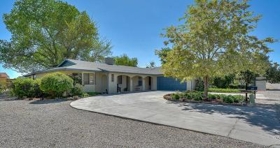 Albuquerque NM Single Family Home For Sale: $405,000