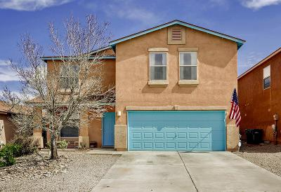 Rio Rancho Single Family Home For Sale: 1960 Mesa Grande Loop NE
