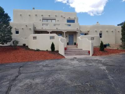 Sandia Park Single Family Home For Sale: 30 Twin Arrow Drive