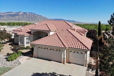 rio ran Single Family Home For Sale: 2364 Manzano Loop NE