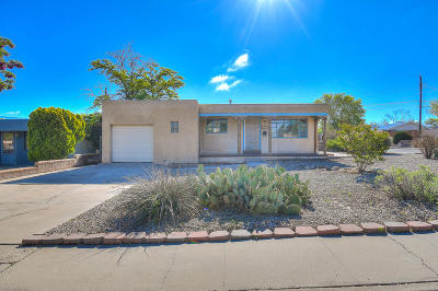 Albuquerque Single Family Home For Sale: 700 Laguayra Drive NE