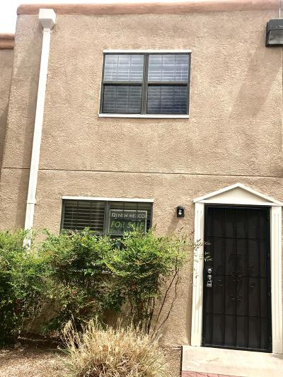 Albuquerque Single Family Home For Sale: 6041 Sequoia Road NW #APT A1