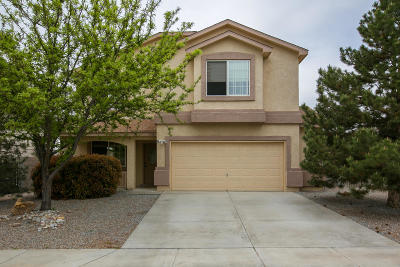 Rio Rancho Single Family Home For Sale: 3334 Hunters Meadows Circle NE