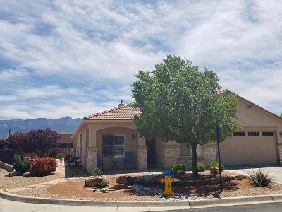Bernalillo, Placitas Single Family Home For Sale: 900 Mountain Phlox Way