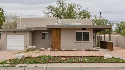 Albuquerque NM Single Family Home For Sale: $400,000