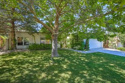 Albuquerque NM Single Family Home For Sale: $482,000