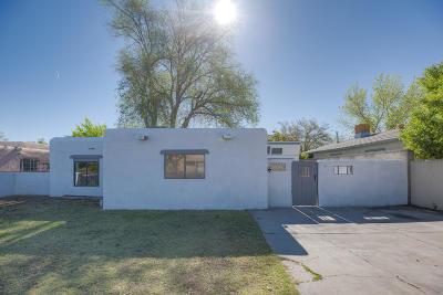 Albuquerque NM Single Family Home For Sale: $194,900