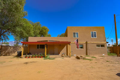 Albuquerque Single Family Home For Sale: 10128 2nd Street NW