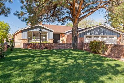 Single Family Home For Sale: 1207 Monroe Court NE