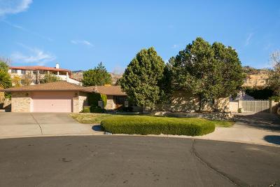 Albuquerque NM Single Family Home For Sale: $414,900