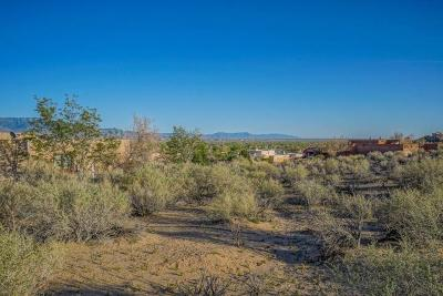 Corrales Residential Lots & Land For Sale: 951 Camino Sin Pasada