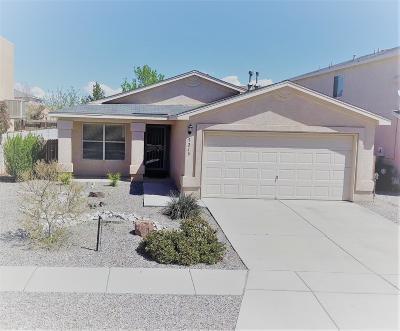 Albuquerque NM Single Family Home For Sale: $192,500