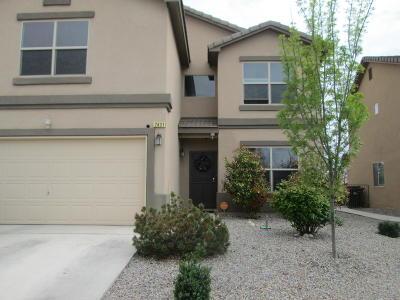 Albuquerque, Rio Rancho Single Family Home For Sale: 2831 Violeta Circle SE
