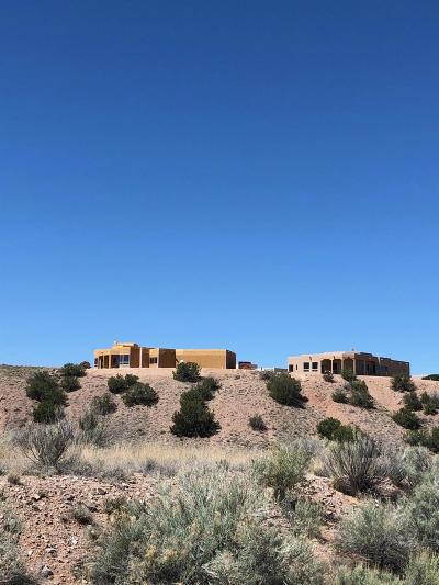 Placitas Single Family Home For Sale: 4 Pueblo Bonito Road