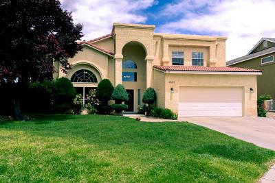 Single Family Home For Sale: 9501 Rosas Avenue NE