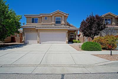Single Family Home For Sale: 9201 Silverwood Drive NE