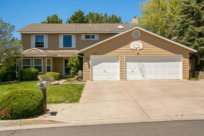 Albuquerque Single Family Home For Sale: 5827 Lost Dutchman Avenue NE