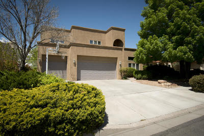 Albuquerque Single Family Home For Sale: 7709 Jacobo Drive