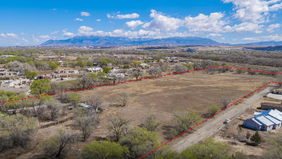 Bernalillo County Residential Lots & Land For Sale: 4400 Isleta Boulevard SW