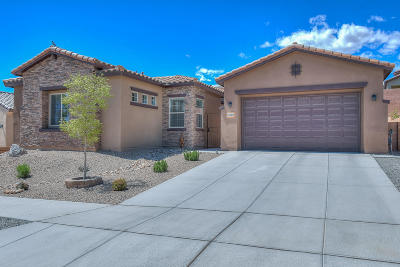 Rio Rancho Single Family Home For Sale: 4114 Pico Norte