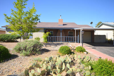 Rio Rancho Single Family Home For Sale: 1672 Domain Loop SE