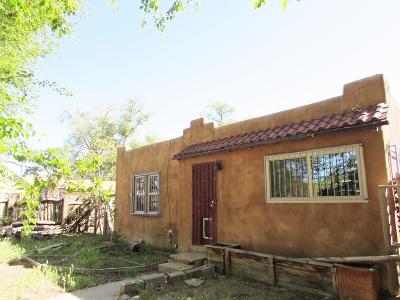 Albuquerque Single Family Home For Sale: 140 Lansing Drive SW