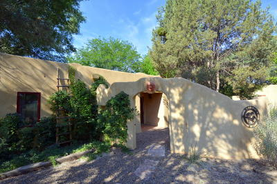 Los Lunas Single Family Home For Sale: 170 El Cerro Loop