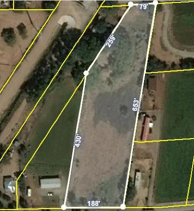 Albuquerque Residential Lots & Land For Sale: 2171 Durand Road SW