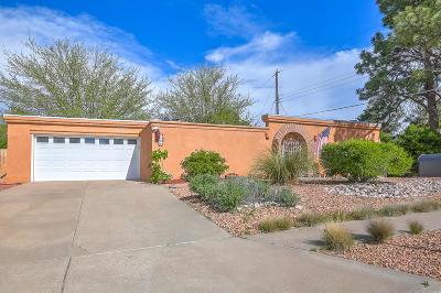 Single Family Home For Sale: 4320 Brand Avenue NE