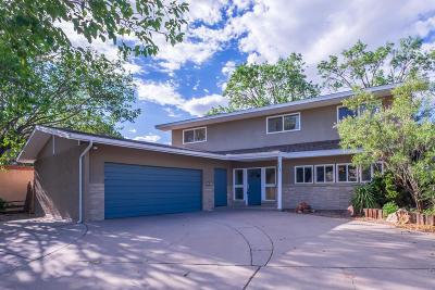 Bernalillo County Single Family Home For Sale: 4605 Sunningdale Avenue NE