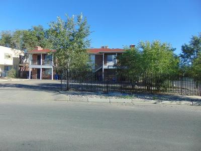 Albuquerque NM Multi Family Home For Sale: $249,000
