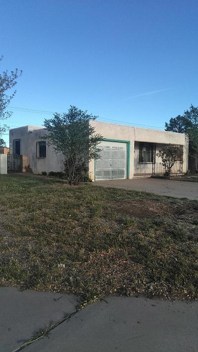 Albuquerque Single Family Home For Sale: 500 Arizona Street SE